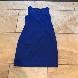 Limited size 2 royal blue dress